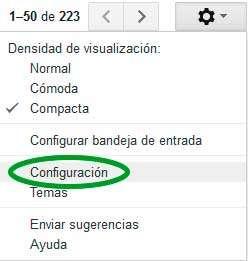 Configurar correo corporativo en gmail