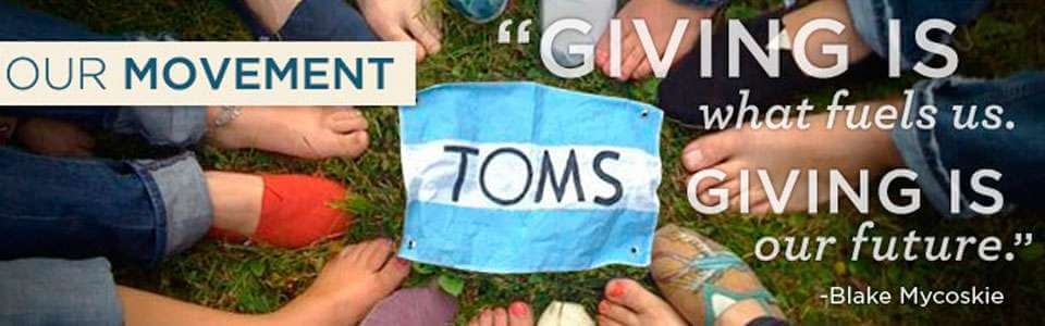 Campaña de Toms - One for One
